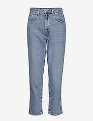 Wrangler - SEASONAL MOM - straight jeans - light ocean - 0