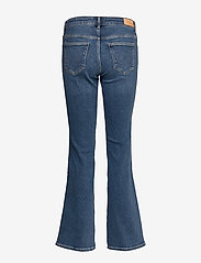 Wrangler - BOOTCUT - boot cut jeans - canary blue - 1
