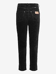 Wrangler - 11WWZ - straight jeans - black - 1