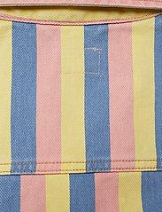 Wrangler - CROPPED JACKET - vestes en jean - sunny stripes - 4