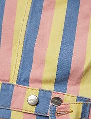 Wrangler - CROPPED JACKET - vestes en jean - sunny stripes - 5