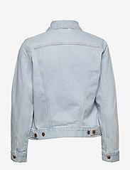 Wrangler - 124WJ - denim jackets - blue rapsody - 1