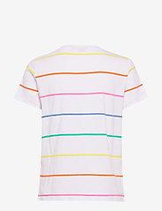 Wrangler - REGULAR TEE - short-sleeved - real white - 1
