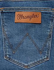 Wrangler - LARSTON - slim jeans - blue fire - 4