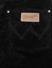 Wrangler - 11WWZ - straight jeans - black - 4