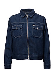 CARPENTER JACKET - WORKWEAR BLUE