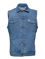 DENIM VEST - YOSEMITE
