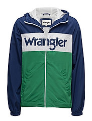 WALLY WINDBREAKER - BLUE DEPTHS