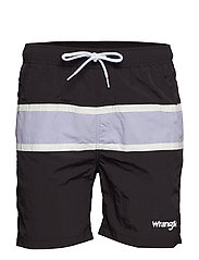 SWIMSHORT - FADED BLACK