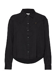 80´S DENIM SHIRT BLACK STONE - BLACK STONE
