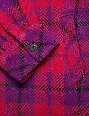 Wrangler - WESTERN SHIRT JACKET - overshirts - ultraviolet - 3