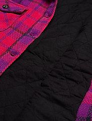 Wrangler - WESTERN SHIRT JACKET - overshirts - ultraviolet - 4