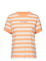 80´S TEE - APRICOT NECTAR