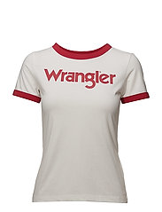 Wrangler - Ringer Tee