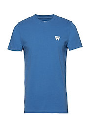 SS SIGN OFF TEE - FEDERAL BLUE