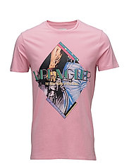 GRAPHIC TEE - SEA PINK