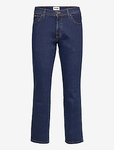 TEXAS - relaxed jeans - darkstone