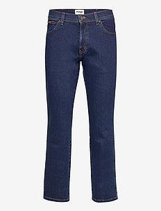 TEXAS - regular jeans - darkstone