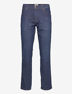 TEXAS - relaxed jeans - rinse&shine