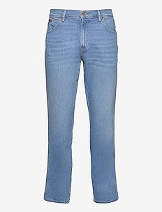 TEXAS - regular jeans - heat rage