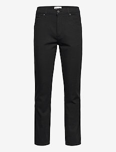 TEXAS SLIM - slim jeans - black glass