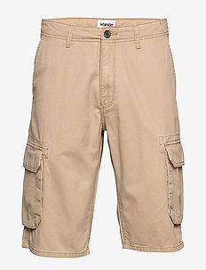 CARGO SHORT - casual shorts - sand
