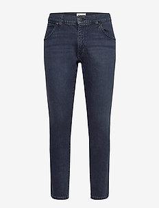 LARSTON - regular jeans - black ocean