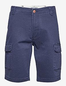 CASEY CHINO SHORTS - cargo shorts - lakeport blue
