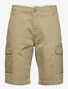 CASEY CHINO SHORTS - cargo shorts - lone tree green