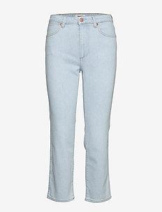 THE RETRO - straight jeans - ballad blue