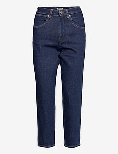 MOM JEANS - mom jeans - dark blue