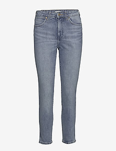 RETRO SKINNY - dżinsy skinny fit - stoned