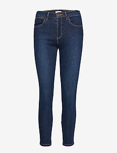 HIGH RISE SKINNY - NIGHT BLUE