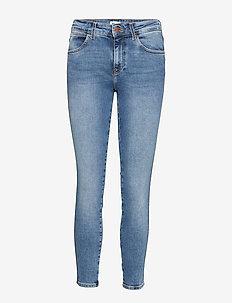 SKINNY - skinny jeans - water blue