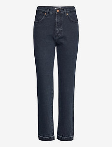 WILD WEST - straight jeans - silver springs