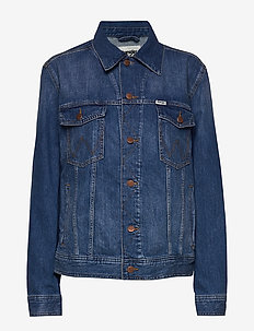 AUTHENTIC JACKET - denim - the gathering