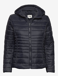 PUFFER JACKET - down- & padded jackets - navy