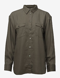 WORKWEAR SHIRT - DUSTY OLIVE