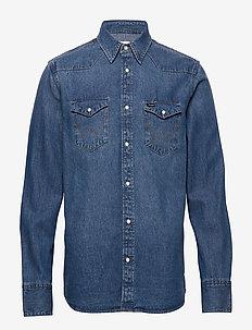 27MW ICON SHIRT - denim shirts - 2years