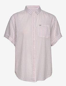 SUMMER SHIRT - overhemden met korte mouwen - lavendar haze