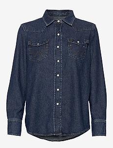 27WW - jeansskjortor - good day