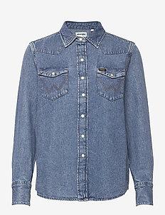 27WW - jeanshemden - soulmate