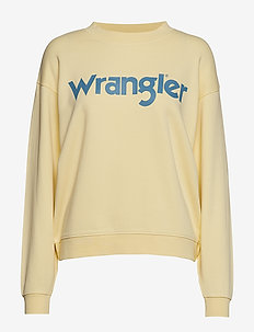 80´S RETRO SWEAT - sweatshirts - french vanilla