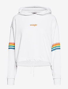 SUMMER HOODY - WHITE