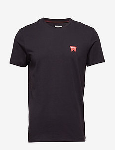 SIGN OFF TEE - basic t-shirts - black