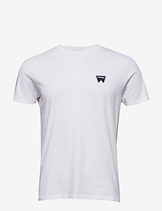 SIGN OFF TEE - basic t-shirts - white