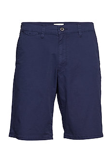 CHINO SHORT - chinos shorts - peacoat indigo
