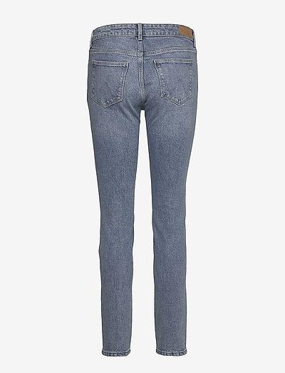 Wrangler Slim- Jeans Stoned