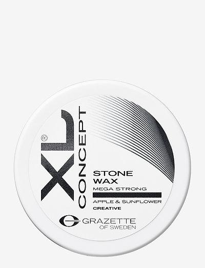 XL Stone Wax - wax - clear