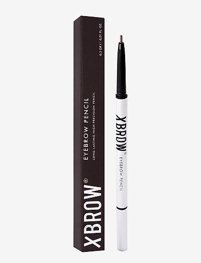 Xbrow Eyebrow Pencil - GREYISH GREY